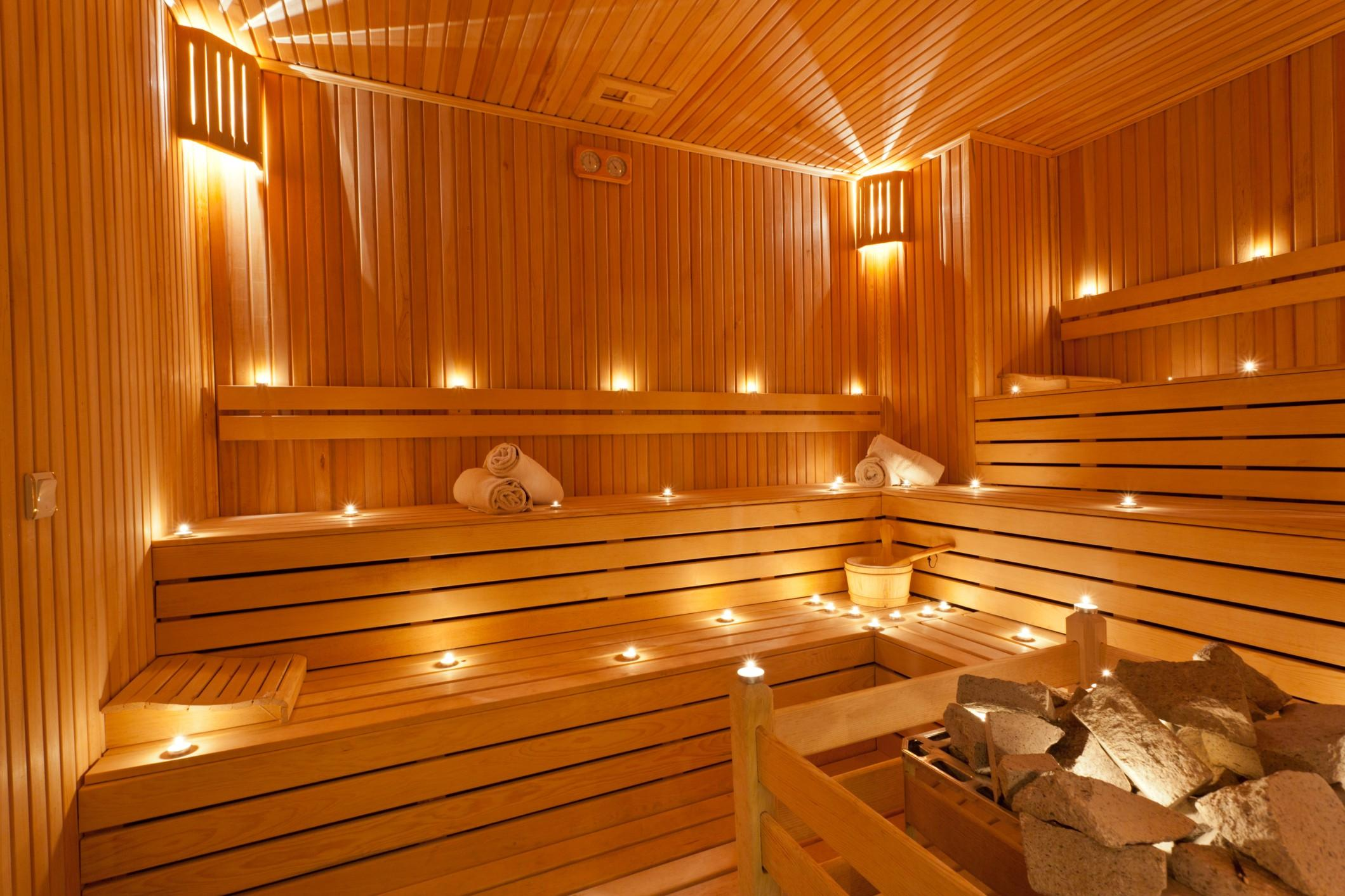Come comportarsi in un centro benessere - Come costruire un bagno turco in casa ...