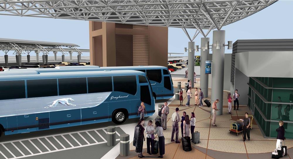 Come raggiungere l'Aeroporto di Lamezia Terme in Autobus