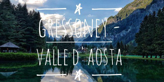Diario di Viaggio a Gressoney