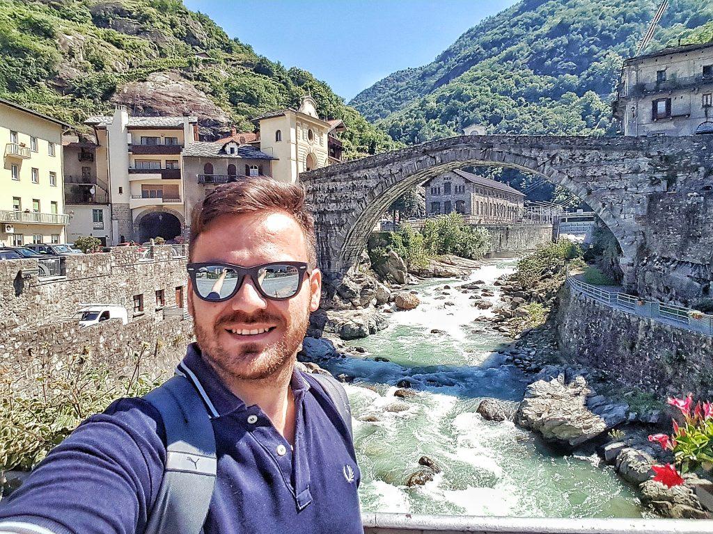 Diario di Viaggio a Gressoney - Valle D'aosta.